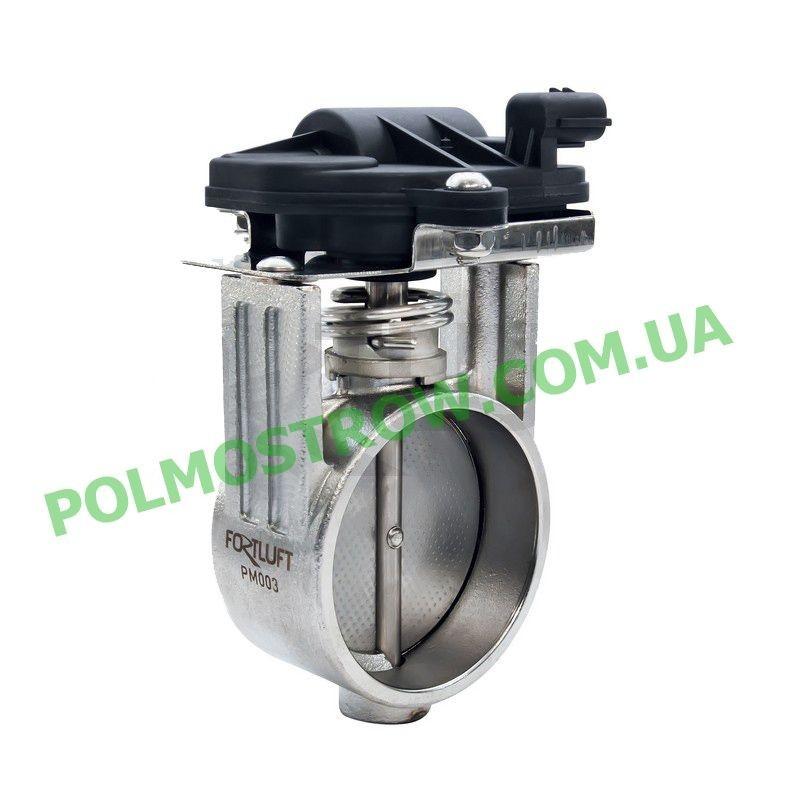 Электронная заслонка для глушителя 63 мм  - 1