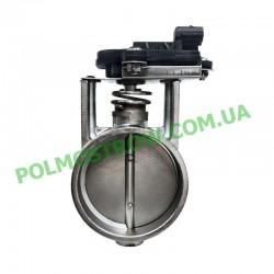 Электронная заслонка для глушителя 63 мм  - 4