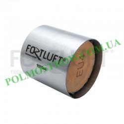 Ремонтный блок катализатора 9090E4 Fortluft - Код: 9090E4Материал корпуса: Нержавеющая стальМатериал блока: КерамикаДлина (мм):