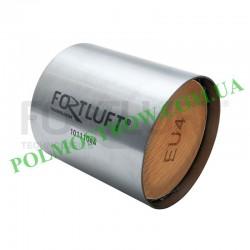 Ремонтный блок катализатора 101110E4 Fortluft -  Код: 101110E4 Материал корпуса: Нержавеющая сталь Материал блока: Керамика Длин