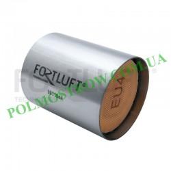 Ремонтный блок катализатора 90110E4 Fortluft -  Код: 90110E4 Материал корпуса: Нержавеющая сталь Материал блока: Керамика Длина