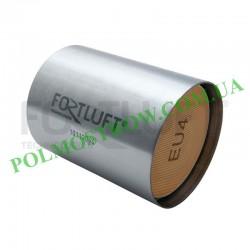 Ремонтный блок катализатора 101130E4 Fortluft -  Код: 101130E4 Материал корпуса: Нержавеющая сталь Материал блока: Керамика Длин