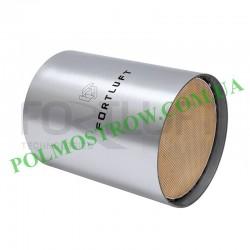 Ремонтный блок катализатора 101130E5 Fortluft -  Код: 101130E5 Материал корпуса: Нержавеющая сталь Материал блока: Керамика Длин