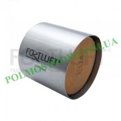 Ремонтный блок катализатора 110100E4 Fortluft -  Код: 110100E4 Материал корпуса: Нержавеющая сталь Материал блока: Керамика Длин
