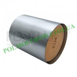 Ремонтный блок катализатора 127150E4 Fortluft -  Код: 127150E4 Материал корпуса: Нержавеющая сталь Материал блока: Керамика Длин
