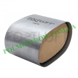 Ремонтный блок катализатора CAT290 Fortluft -  Код: CAT290 Материал корпуса: Нержавеющая сталь Материал блока: Керамика Ширина (