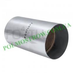 Ремонтный блок катализатора 10180ME4 Fortluft -  Код: 10180ME4 Материал корпуса: Нержавеющая сталь Материал блока: Металл Длина