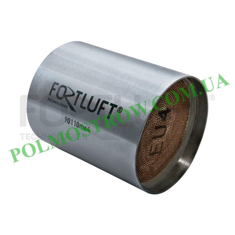 Ремонтный блок катализатора 90110ME4 Fortluft -  Код: 90110ME4 Материал корпуса: Нержавеющая сталь Материал блока: Металл Длина