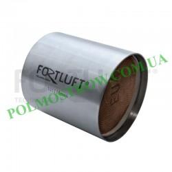 Ремонтный блок катализатора 101110ME4 Fortluft -  Код: 101110ME4 Материал корпуса: Нержавеющая сталь Материал блока: Металл Длин