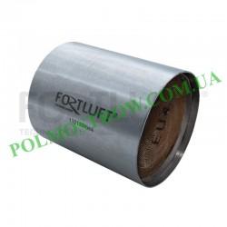 Ремонтный блок катализатора 110130ME4 Fortluft -  Код: 110130ME4 Материал корпуса: Нержавеющая сталь Материал блока: Металл Длин