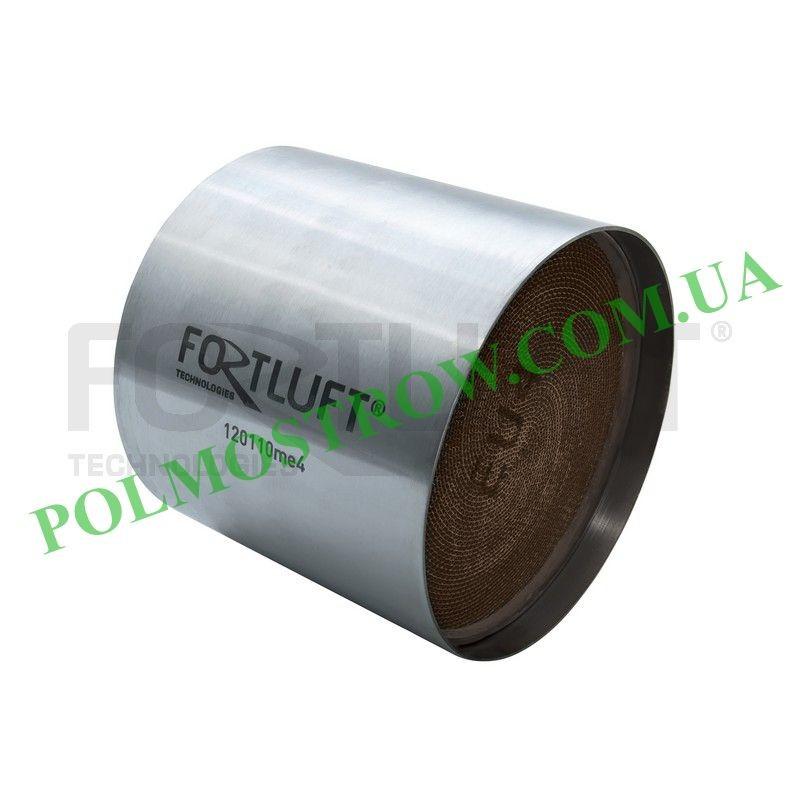 Ремонтный блок катализатора 120110ME4 Fortluft -  Код: 120110ME4 Материал корпуса: Нержавеющая сталь Материал блока: Металл Длин