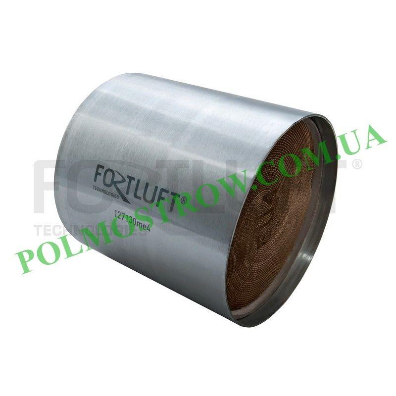 Ремонтный блок катализатора 127130ME4 Fortluft -  Код: 127130ME4 Материал корпуса: Нержавеющая сталь Материал блока: Металл Длин