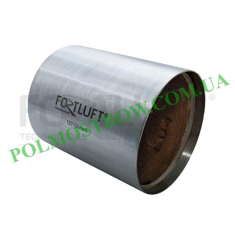 Ремонтный блок катализатора 127150ME4 Fortluft -  Код: 127150ME4 Материал корпуса: Нержавеющая сталь Материал блока: Металл Длин