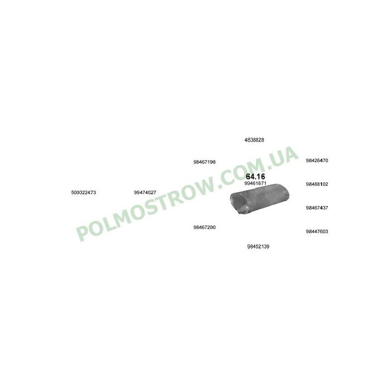 Polmostrow 64.16