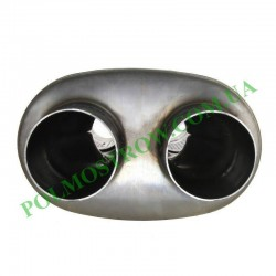 Прямоточный глушитель PM1-57x57NP  - 3
