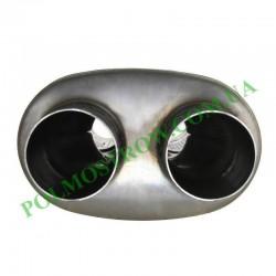 Прямоточный глушитель PM1-63x63NP  - 3