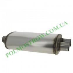 Прямоточный глушитель PM1-7663NP  - 2