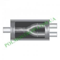 Прямоточный глушитель PM1-7663NP  - 4