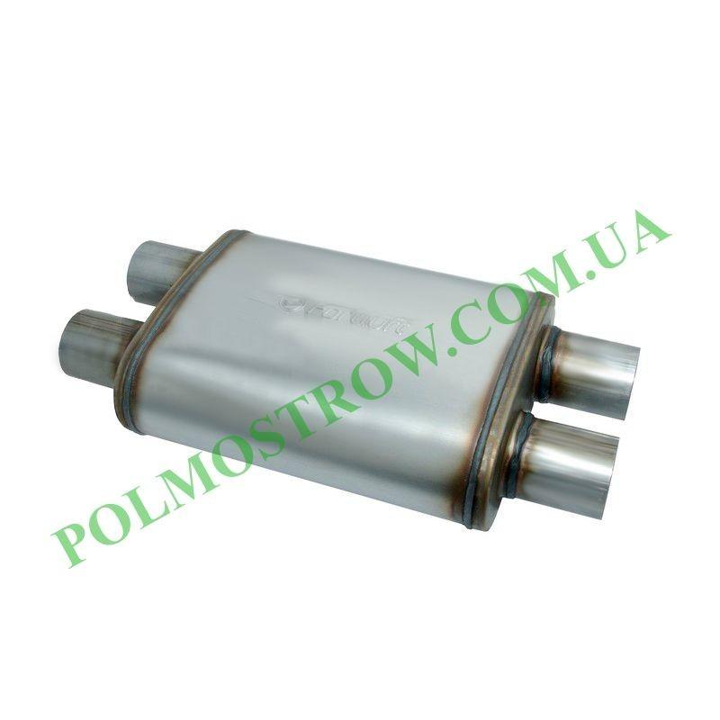 Прямоточный глушитель PM5-57x57  - 1