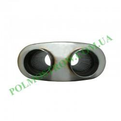 Прямоточный глушитель PM5-57x57  - 2