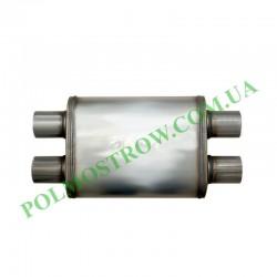 Прямоточный глушитель PM5-57x57  - 3