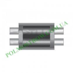 Прямоточный глушитель PM5-57x57  - 4