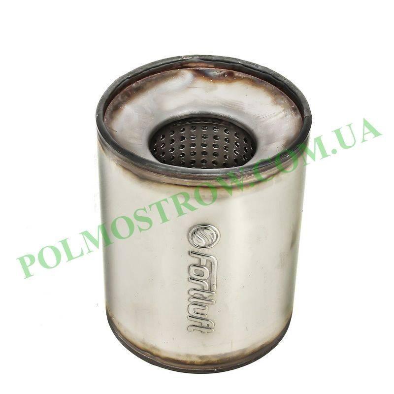 Пламегаситель коллекторный 100/130